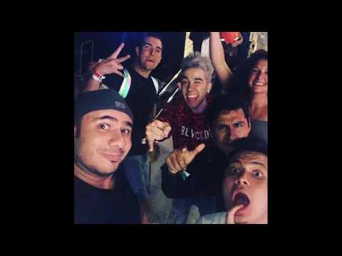 Más de Luisito Rey en Brasil(Youtube Space)