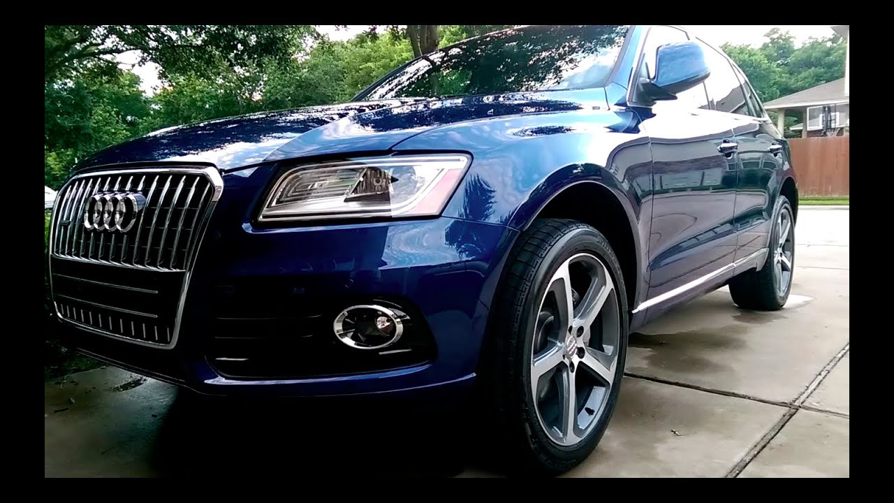 2015 audi q5 3 0l v6 tdi youtube. Black Bedroom Furniture Sets. Home Design Ideas