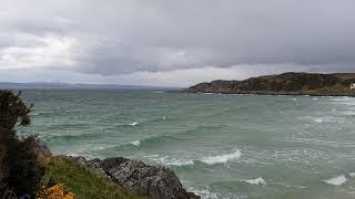 Пляж Камусдарак Шотландия