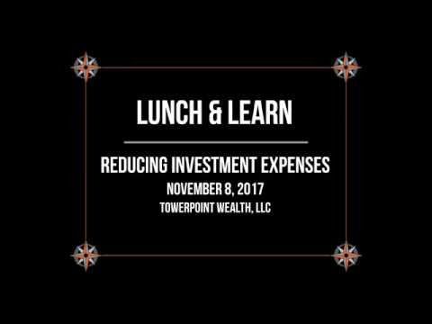 L&L - Reduce investment expenses - 11.8.2017