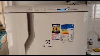REVIEW REFRIGERADOR ELECTROLUX FROST FREE RFE39 322L