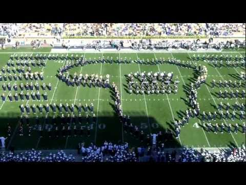 Toto Africa Halftime Notre Dame Band MSU 91711