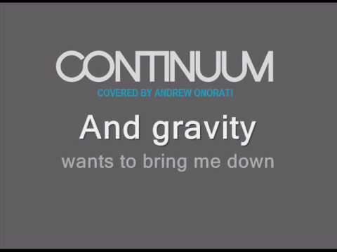 Gravity - John Mayer (Acoustic Instrumental)
