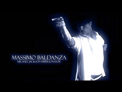 Michael Jackson Impersonator Massimo Baldanza