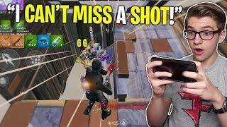 How to get Better Aim in Fortnite Mobile (never miss a shot)