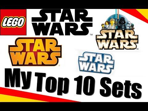 Meine Top 10 Lieblings Lego Star Wars Sets