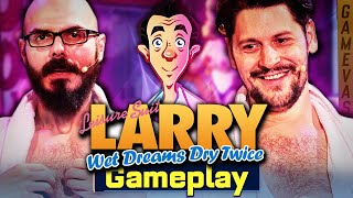 Exklusiv! Wir zocken Leisure Suit Larry - Wet Dreams Dry Twice | Gamevasion