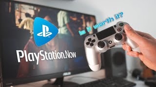 PlayStation Now in 2020 - Is it worth it?