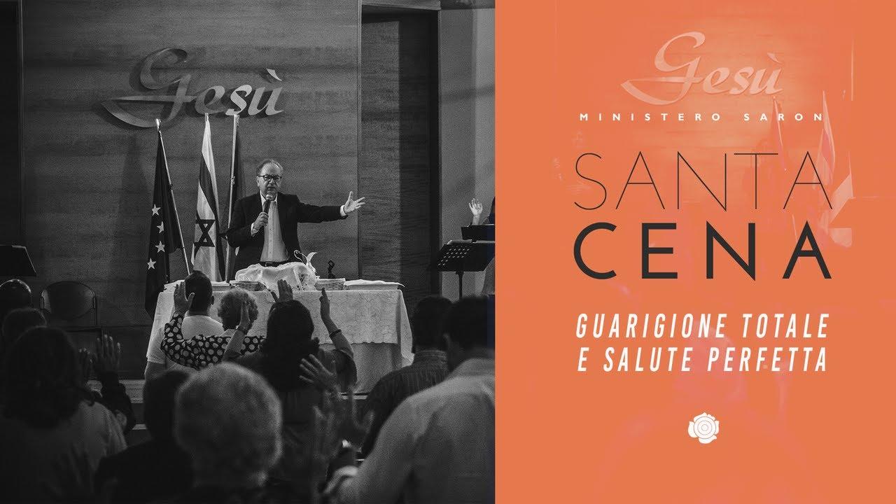 Santa Cena | Pastore Eliseo Siino | 06/12/2020