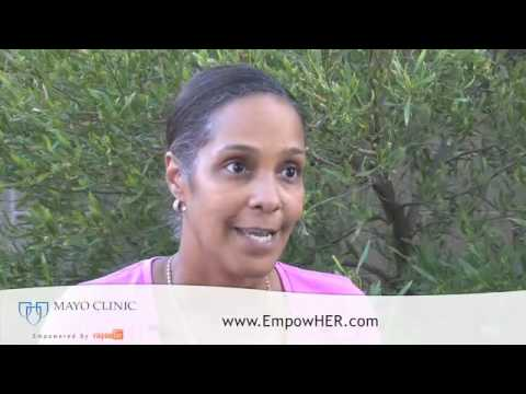 Lorie Shares Her Cervical Cancer Symptoms