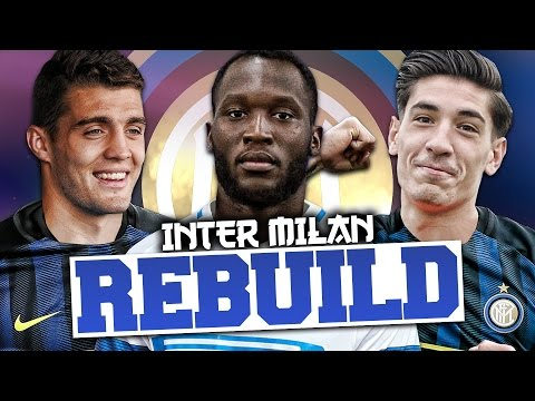 REBUILDING INTER MILAN!!! FIFA 17 Career Mode