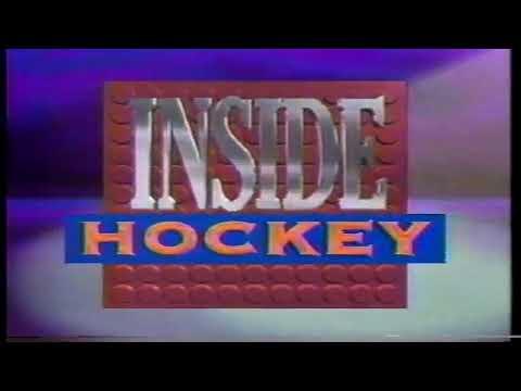 Fall 1990 Hockey October-december.cbc,cfrn tv,itv,tsn sports network