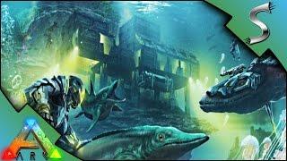 UNDERWATER BASES! SPACE BASES? FULL RELEASE INFO!   Ark: Survival Evolved