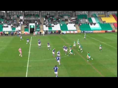Ireland V Scotland Rugby League