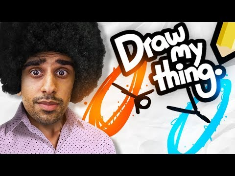 THINK WITH PORTALS! - DRAW MY THING