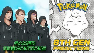 Gamer Premonitions: Pokemon 8th Gen