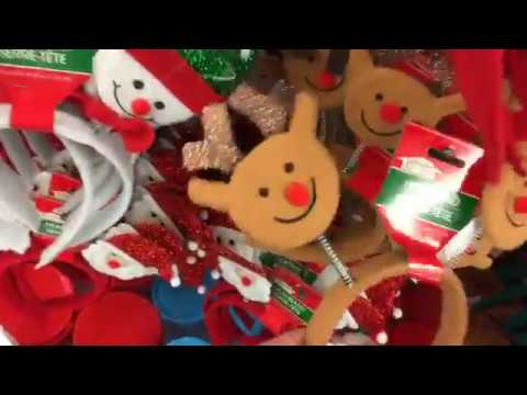 *LIVE* DOLLAR TREE *CHRISTMAS* SHOP WITH ME