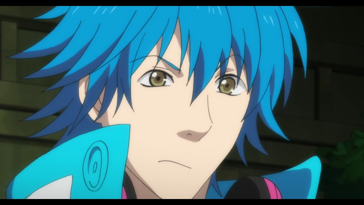 DRAMAtical Murder anime review anime quality
