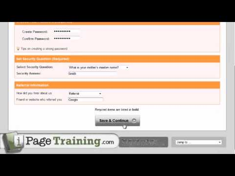 how to cancel ipage account