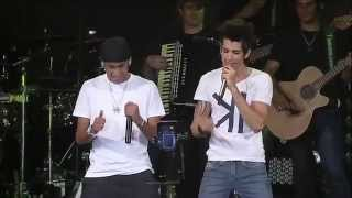 Repeat youtube video Gusttavo Lima con Neymar 'Balada' Full HD