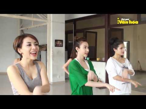 Amigo G _ Lan Trinh, Phương Trinh, Ngân Khánh.