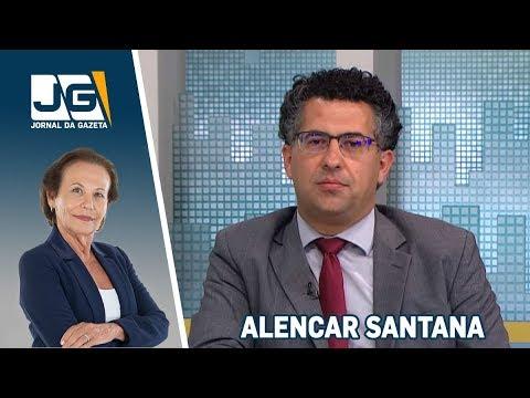 Alencar Santana, deputado estadual (PT/SP), fala sobre as eleições
