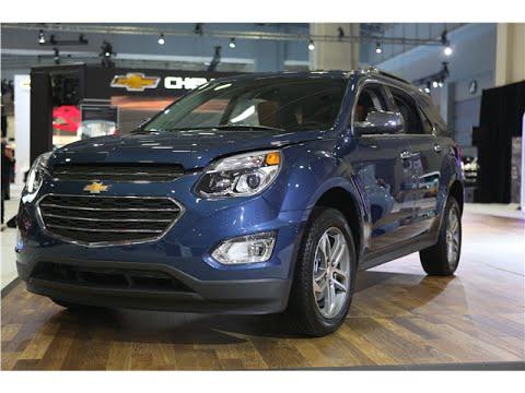 Chevrolet Equinox 2016 Car Review