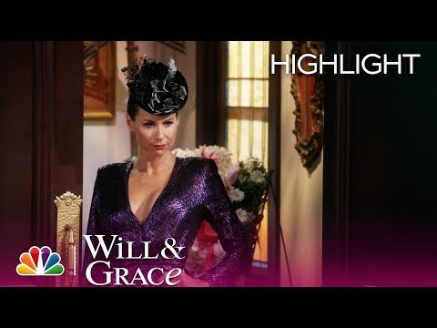 Will & Grace - Karen and Lorraine Hug It Out (Episode Highlight)