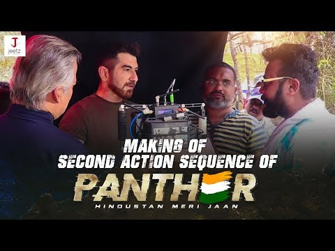 making-of-second-action-sequence-of-panther-|-jeet-|-anshuman-pratyush-|-august-2019