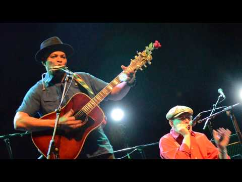 GUY DAVIS & FABRIZIO POGGI My eyes Keep Me In Trouble @ CC Het Gasthuis, Aarschot - 20/03/15