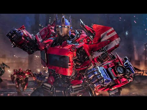 all-optimus-prime-scenes---bumblebee-(2018)-movie-clip-hd