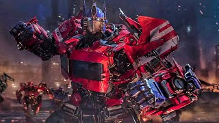 All Optimus Prime Scenes - Bumblebee (2018) Movie CLIP HD