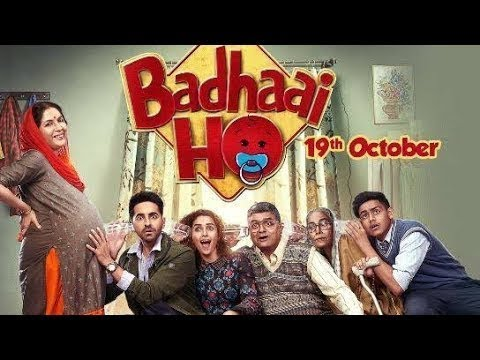 Badhaai Ho' FULL MOVIE Fact | Ayushmann Khurrana, Sanya Malhotra | Director Amit Sharma