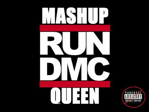 Run DMC Walk This Way ft Aerosmith Vs Queen Another One Bites The Dust Mashup
