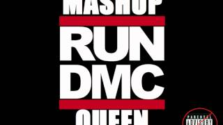 Run DMC (Walk This Way ft. Aerosmith) Vs. Queen (Another One Bites The Dust) Mashup