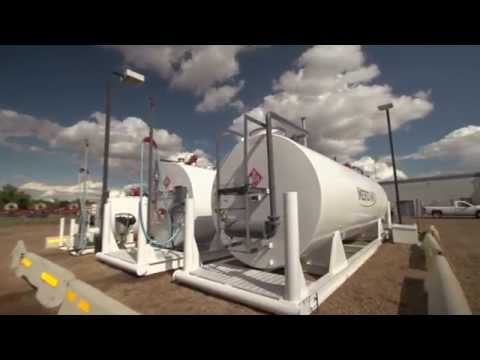 Meridian Double Wall Fuel Tanks for all your Fuel Storage Needs (Canada)
