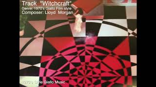 "Track ""Witchcraft"" (Giallo film style)"