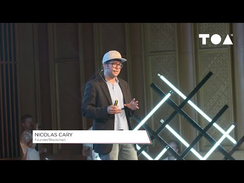 "TOA16: ""The Blockchain - A Global Property Rights System"" with Nic Cary (Blockchain)"