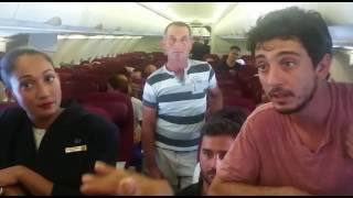 qatar airways disaster 1 ''During the journey the heat is very very high.''