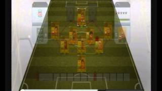 Fifa 13 | squad builder | 20k brazil/russin league | Thumbnail