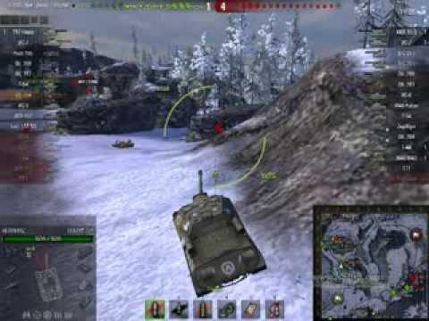 Обучающие видео и гайды по World of Tanks от Amway921 и