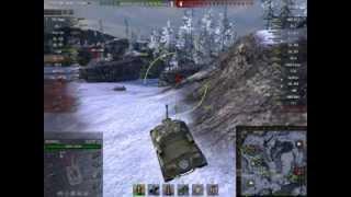 Уроки правильной игры в World of Tanks (урок 2)(Карта Заполярье дефим 2 направления на об.704 Надеюсь это видео даст вам понять чем я руководствовался в..., 2013-10-20T11:32:25.000Z)
