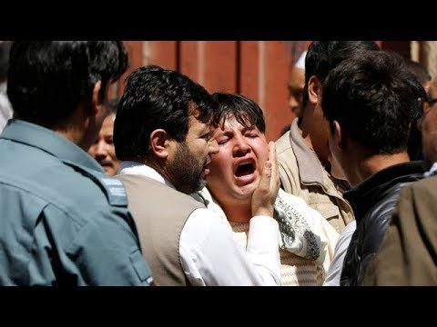 ISIS suicide bombing kills at least 57 in Kabul