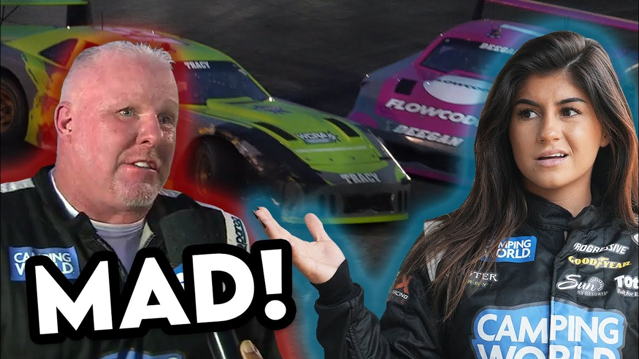 Download SRX RACE GOT HEATED... Paul confronted me after