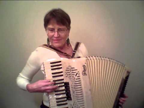 Aan de oever van de IJssel (On the bank of the river IJssel) - Lorna Pollock, accordion