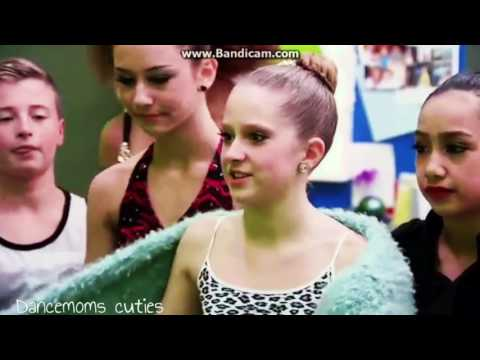 Dance Moms    |    AUDC    -     Kalanni meets Maddie  +  Mackenzie For the First Time!