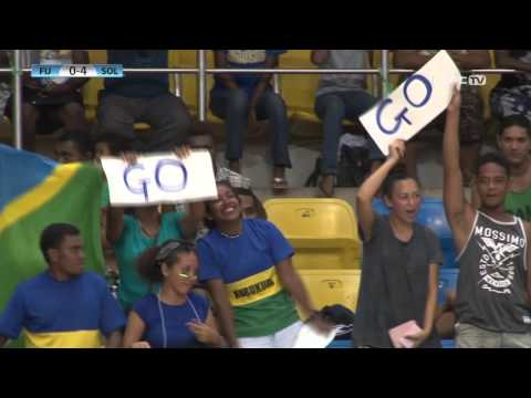 2016 OFC FUTSAL CHAMPIONSHIP | FIJI vs SOLOMON ISLANDS