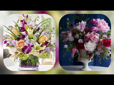 home-flower-decorations-and-beautiful-flowers-bouquet-arrangements-with-lovely-quotes