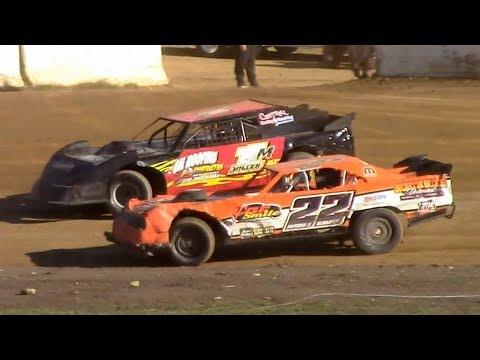 Street Stock Heat Three   Eriez Speedway   9-23-18