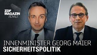 Deutsche Sicherheitspolitik – Thüringens Innenminister Georg Maier im Interview